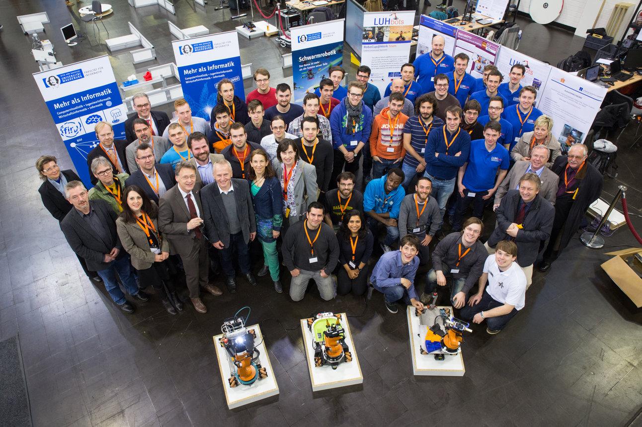 CoDe2016 - offizielles Bild aller Teilnehmer